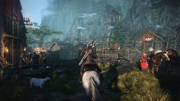 Trailer estonteante de The Witcher 3 Wild Hunt