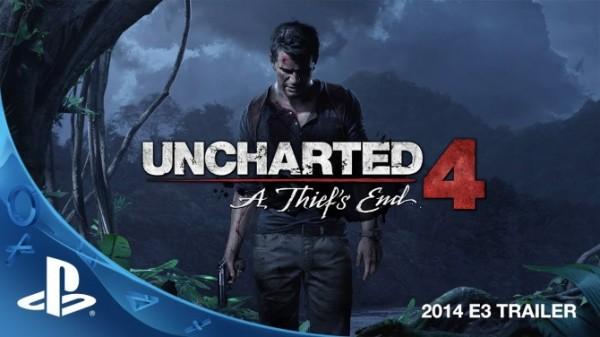 Uncharted 4 A Thiefs End é anunciado com um trailer deslumbrante