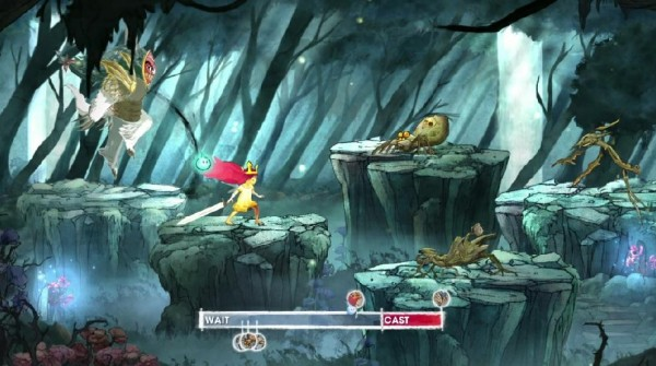 Combate Child of Light