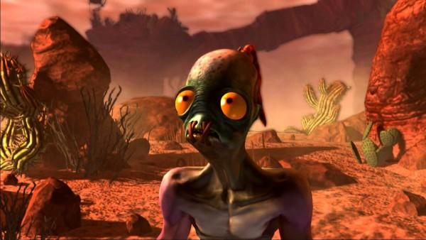 Oddworld: New 'n' Tasty!  recebe trailer de lançamento