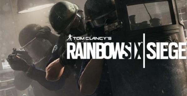 Transmissão de Rainbow Six: Siege