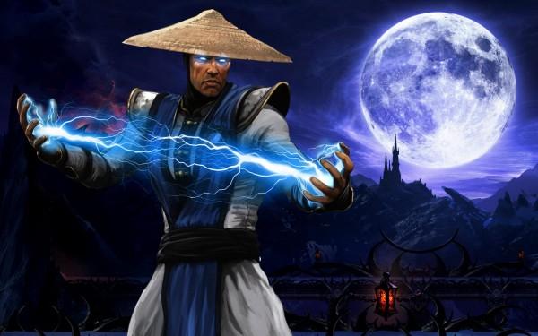 Raiden é confirmado em Mortal Kombat X