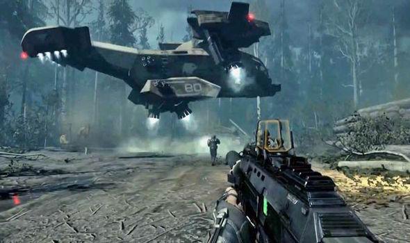 Multiplayer de Call of Duty: Advanced Warfare é revelado