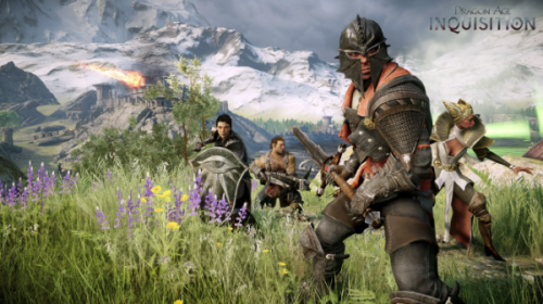 Dragon Age: Inquisition vai contar com multiplayer co-op