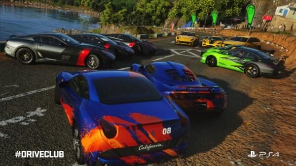 DriveClub tem novos detalhes revelados