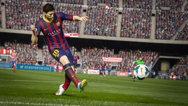 FIFA 15 chegará com atraso no Brasil
