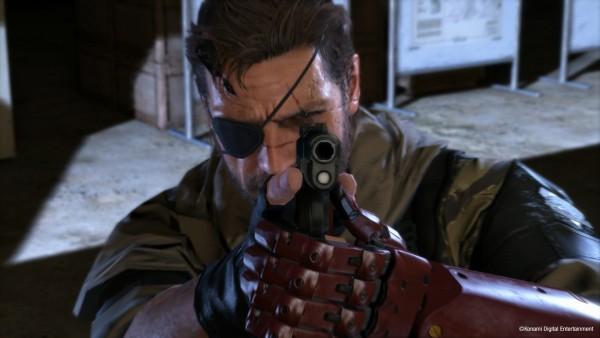 Novo gameplay de 22 minutos de Metal Gear Solid V: The Phantom Pain