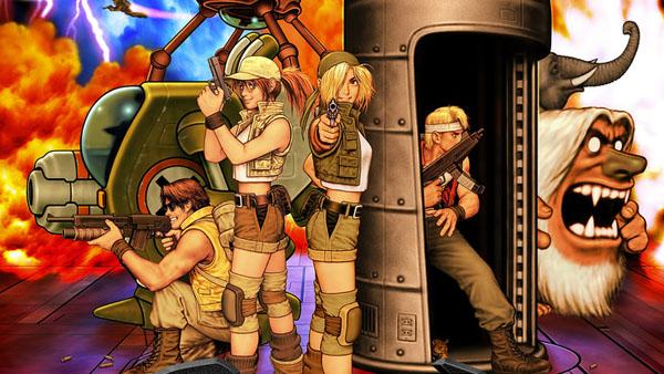 Metal Slug 3 é anunciada para PS4, PS3 e PsVita