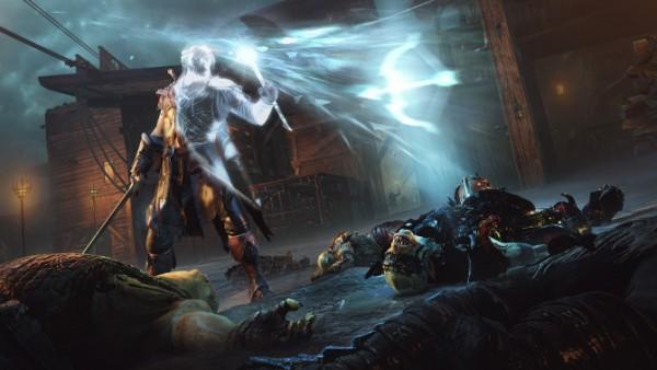 Mais habilidades mostradas em Middle Earth: Shadow of Mordor
