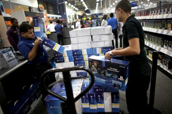 31 % dos PS4 foram comprados por donos de XBox 360 e Wii