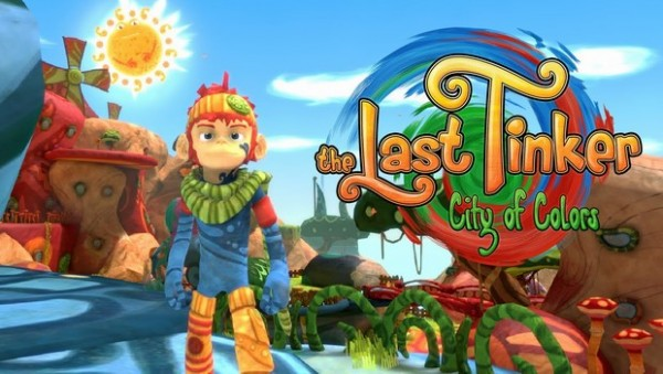 The Last Tinker: City of Colors já está disponível para PS4