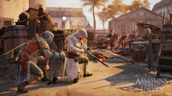 Novo trailer mostra modo co-op de Assassin's Creed Unity