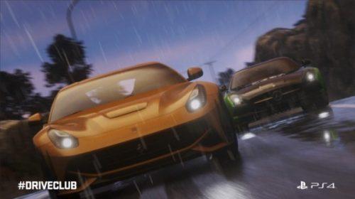 Sony revela novas e belas imagens de DriveClub; veja