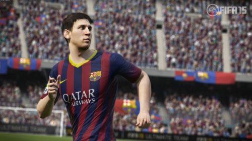 DEMO de FIFA 15 chega ao PS4