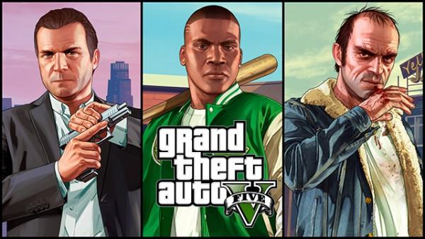 OFICIAL! GTA V para PS4 recebe data de lançamento!