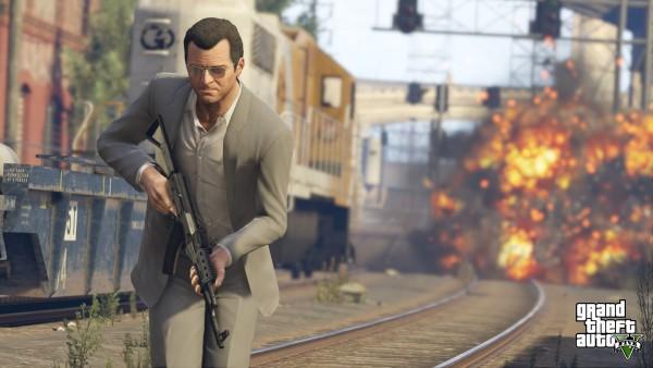 Rockstar investiga problemas de GTA V na nova geração