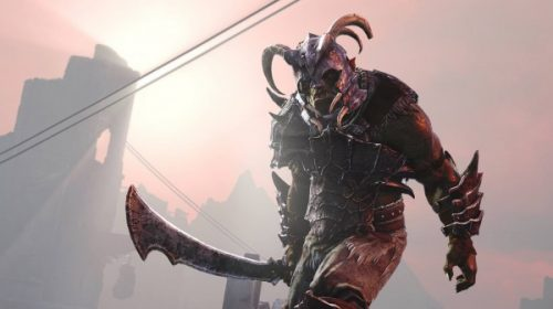 Gameplay intenso de Middle Earth: Shadow of Mordor