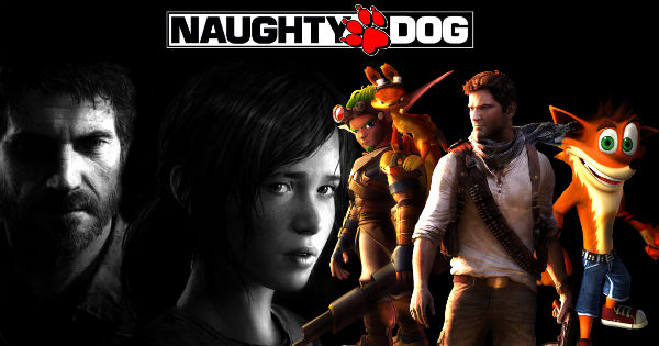 Naughty Dog comemora 30 anos