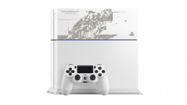 PS4 Metal Gear Solid V estilizados