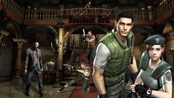 Primeiro trailer de Resident Evil HD Remake