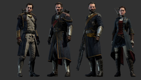 TheOrder: 1886
