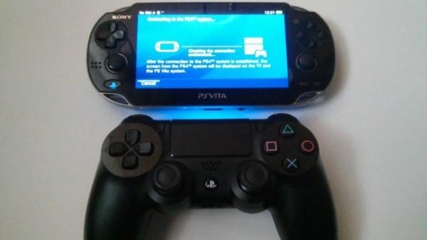 Vita Remote Play