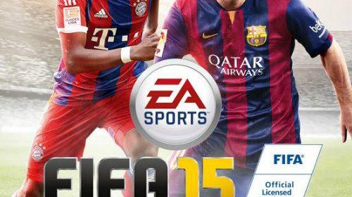EA tenta corrigir problemas do FIFA 15