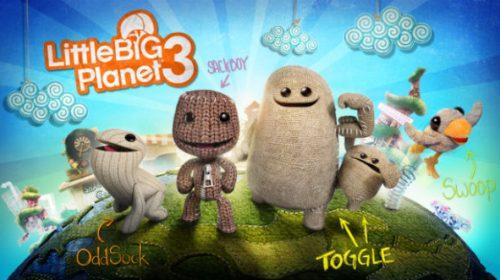 Conheça Toggle o novo personagem LBP 3