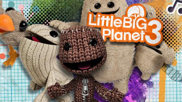 Little Big Planet 3 entra em pré-venda no Brasil