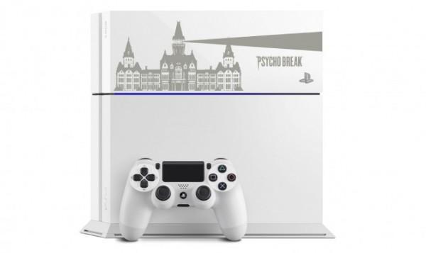 Edição PsychoBreak do PS4 é anunciada para o Japão