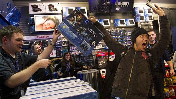 PS4 é o console mais vendido pelo 9º mês nos EUA