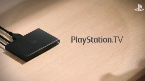 PlayStation TV recebe trailer de lançamento