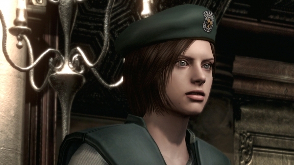 Gameplay de Resident Evil HD Remaster