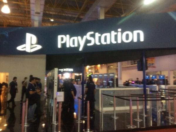 Sony na Brasil Game Show