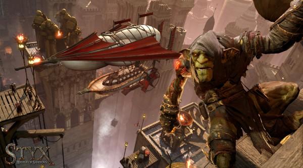 Styx: Master of Shadows chega amanhã aos consoles