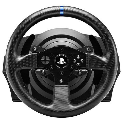 Sony anuncia os volantes compatíveis com DriveClub