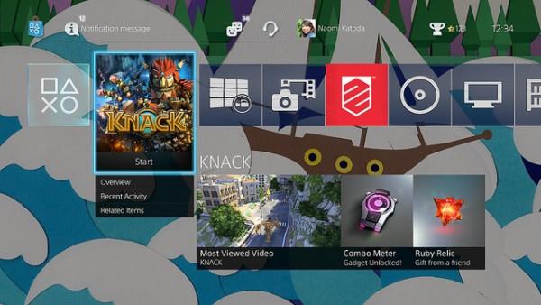 O update 2.0 para PS4 está chegando