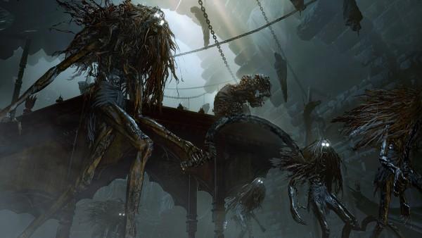 Sony e FromSoftware revelam novas imagens de Bloodborne 3