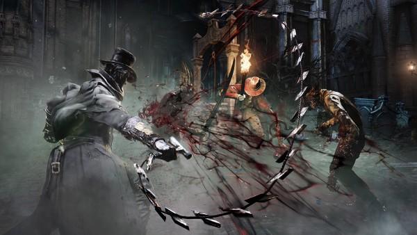 Sony e FromSoftware revelam novas imagens de Bloodborne 4