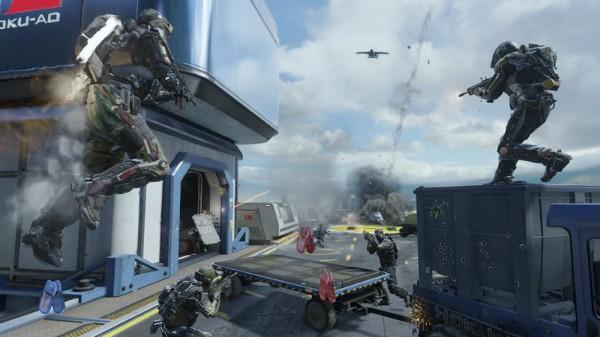 Sledgehammer Games corrige glitchs de Advanced Warfare