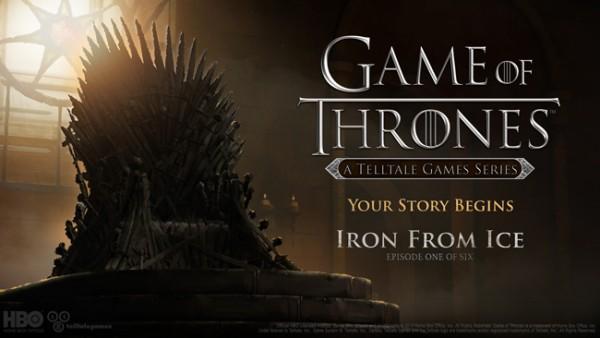 Game of Thrones da Telltale recebe data de lançamento
