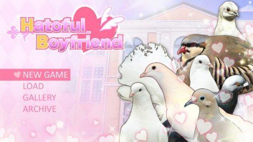 Namore um pombo em Hatoful Boyfriend