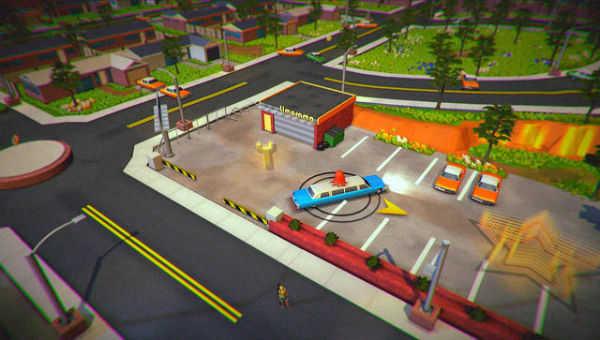 Conheça Roundabout, um jogo indie para PS4