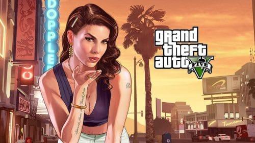 GTA V chega a 135 milhões de unidades vendidas, anuncia Take-Two