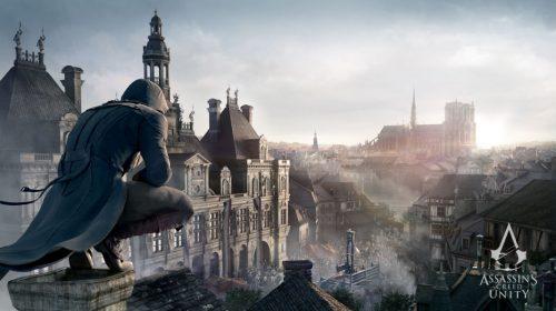 Assassin's Creed Unity tem sua performance melhorada