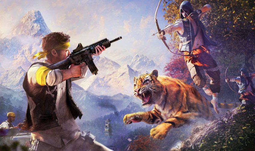 Novo DLC de Far Cry 4 vai introduzir mortes permanentes
