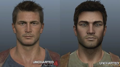 O novo Nathan Drake do Uncharted 4: A Thief's End