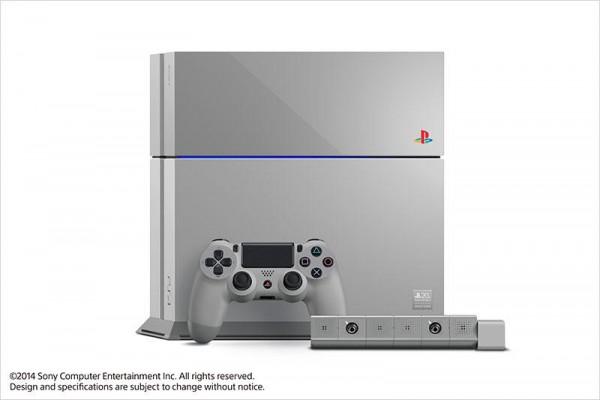 Sony lança PS4 Anniversary Edition