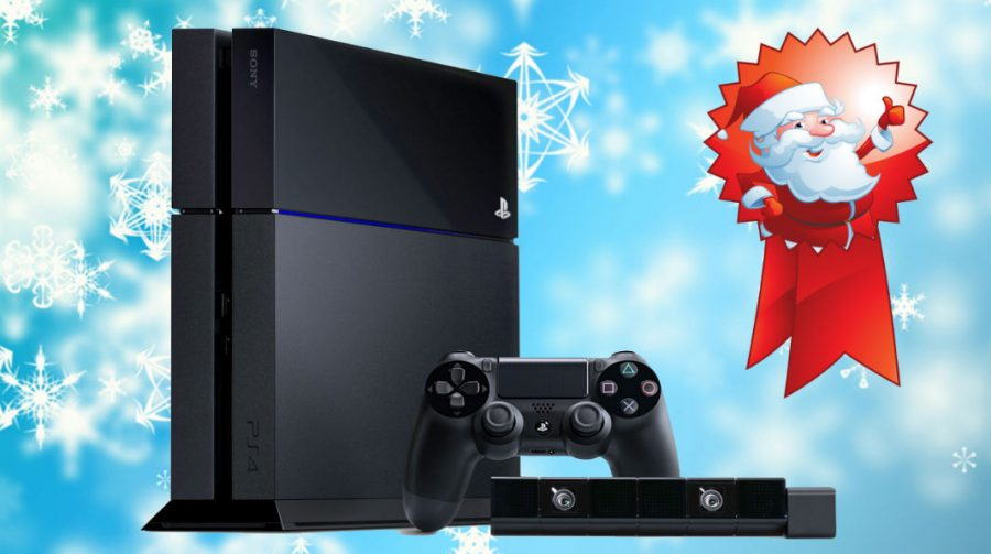 Sony teme falta de PS4 nas lojas no Natal