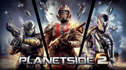 Beta de PlanetSide 2 vai chegar em Janeiro - Inscreva-se!